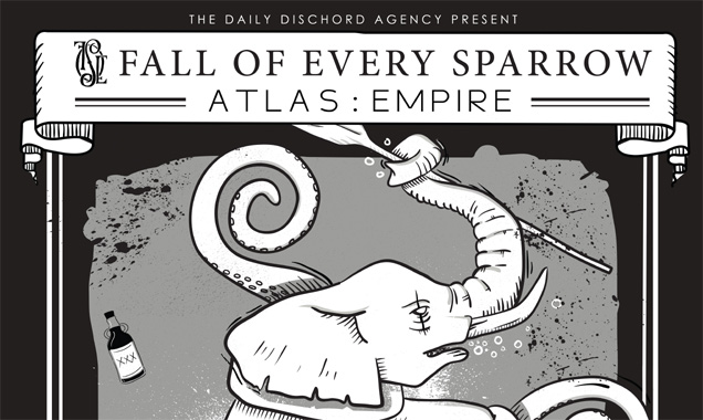 F.o.e.s (Fall Of Every Sparrow) And Atlas : Empire Come Together For A UK Co-headline Tour This June 2014