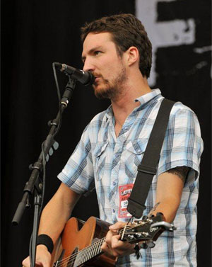 Frank Turner Announces New Single 'Wessex Boy' & Wembley Arena Headline Show April 2012