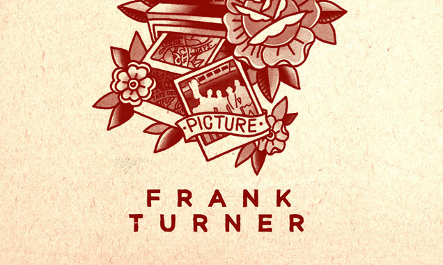 Frank Turner Releases New Ep 'Polaroid Picture' Out February 4th 2014
