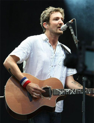 Frank Turner To Release New Single 'Recovery' On March 5th 2013