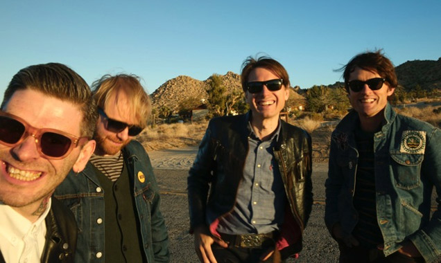 Franz Ferdinand Announce New Single 'Stand On The Horizon'