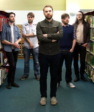 Frightened Rabbit Announce New Ep 'State Hospital' Out September 24th 2012