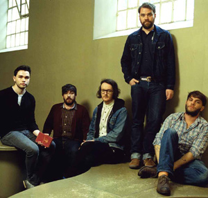 Frightened Rabbit Announce New Ep 'Late March, Death March'  Released June 4th 2013