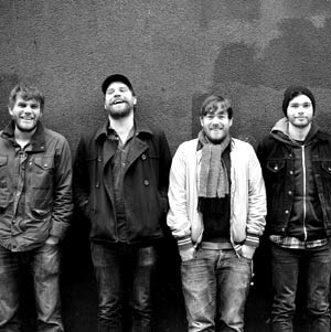 Frightened Rabbit Announce New Ep Out On September 25th 2012