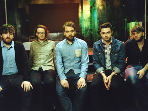 Frightened Rabbit Announce New Ep 'The Woodpile' Released On 2nd September 2013
