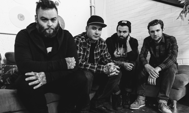 Gallows Announce New Album 'Desolation Sounds' To Be Released April 13th 2015
