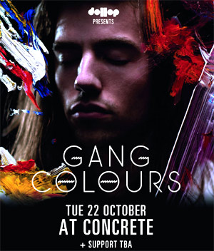Gang Colours Announce London Show On October 22nd 2013