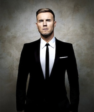 Gary Barlow Announces UK & Ireland Solo Tour