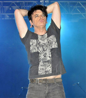 Gary Numan Announces 2013 UK Headline November Tour