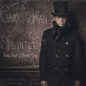 Gary Numan Announces New Album 'Splinter' (Songs From A Broken Mind) Released October 14th  2013