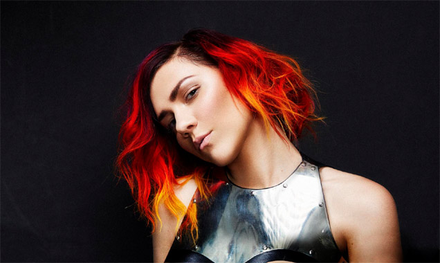 Genevieve (Ex-company Of Thieves Frontwoman) Announces Debut Ep 'Show Your Colors'out March 10th 2015