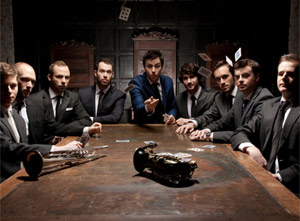 Gentleman's Dub Club Release Debut Album 'Fourtyfour' Released On 21st October 2013