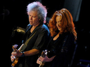 George Marinelli, Tours UK As Member Of Bonnie Raitt's Legendary Band