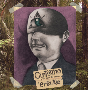 Ginferno Releases New Album 'Erta Ale' Out 17th June 2013