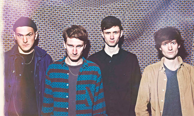 Glass Animals Announce Details Of New 'Hazey' Remix Ep
