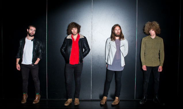 Glass Caves Unveil New Single 'Go' From Debut Album 'Alive', Out In The UK October 27th 2014 [Listen]