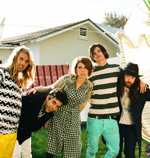 Grouplove Announce New Single 'Itchin' Plus May 2011 Tour