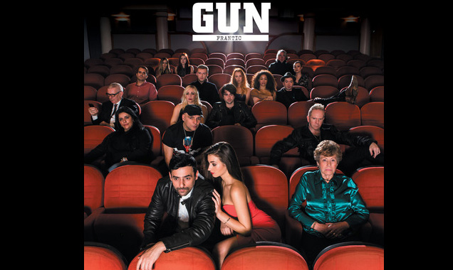 Gun Announce New Album 'Frantic' Out  23rd March 2015
