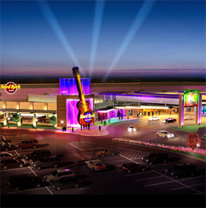 Hard Rock International Announces Its First 'Rocksino'