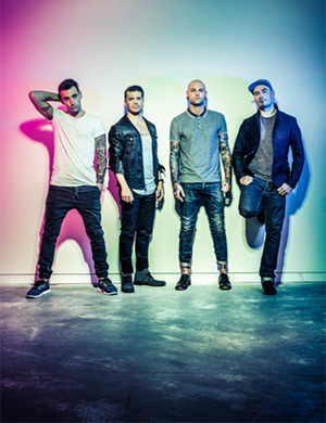 Hedley Sign To Capitol To Release 'Anything' Ep Due December 3rd 2013