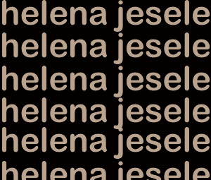 Helena Jesele Announces Debut Album 'Sweet Sticky Fix' Out 4th February 2013