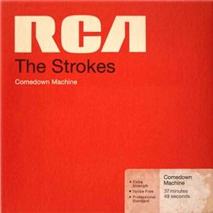 The Strokes Confirm Fifth Album 'Comedown Machine' Released 25th March 2013