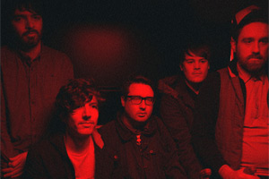 Hookworms Announce Debut Album 'Pearl Mystic' Released September 3rd 2013
