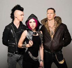 Icon For Hire Announce 'An Evening With Icon For Hire' Set To Launch Nationwide Sept. 19th 2013