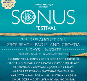 Introducing Sonus Festival, Croatia 2013