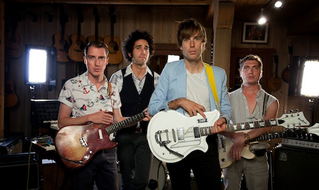 Islands Expand 2014 Tour, Playing Northern U.s. And Canada