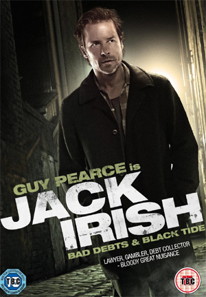 'Jack Irish' Starring Guy Pearce Released On Dvd Jan 28th 2013