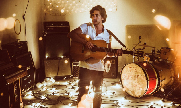 Jack Savoretti Announces New Album 'Written In Scars' Released Feb 9th 2014