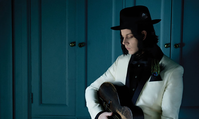 Jack White Confirms Summer 2014 Headline Tour