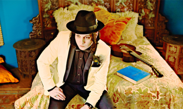 Jack White Announces November 2014 European Tour