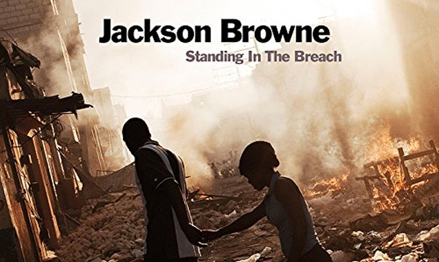 Jackson Browne Announces 2014 Fall Tour And New Album 'Standing In The Breach' Out October 6th 2014