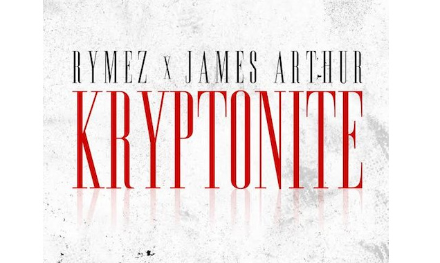 James Arthur Announces A New Single 'Kryptonite' Released In The UK October 19th 2014