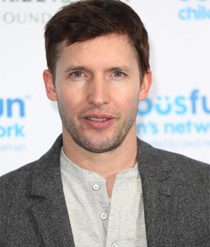 James Blunt Will Release His New Single 'Heart To Heart' On January 20th 2014