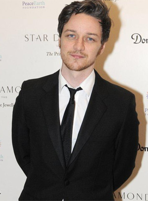 James Mcavoy To Play Macbeth In London's West End Feb 2013
