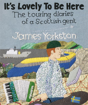 James Yorkston Announces First Book To Be Released On 3rd February 2011