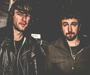 Japandroids UK Eu 2013 Tour Stars Today!