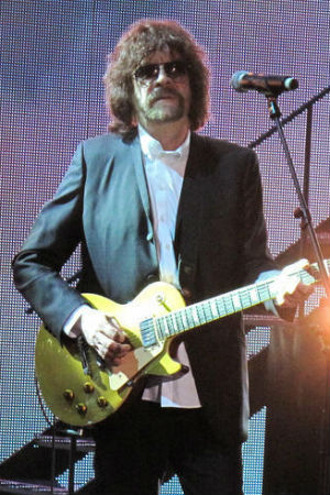 Jeff Lynne To Be Honoured With A Star On Birmingham's Walk Of Stars