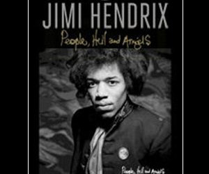New Jimi Hendrix Single 'Somewhere'  From 'People, Hell & Angels' Premieres On Rollingstone