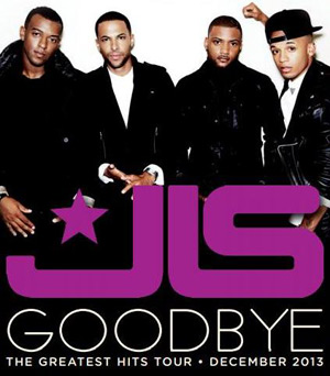 Jls Announce Scheduled December 2013 Lg Arena Date As Part Of: Goodbye; The Greatest Hits Tour
