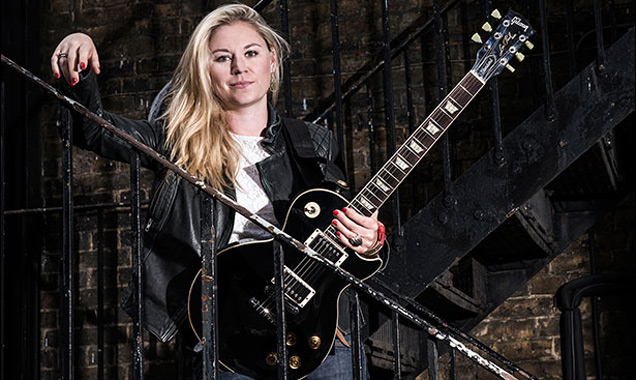 Joanne Shaw Taylor Confirms Details Of New Album 'The Dirty Truth' Out In The UK 22nd September 2014