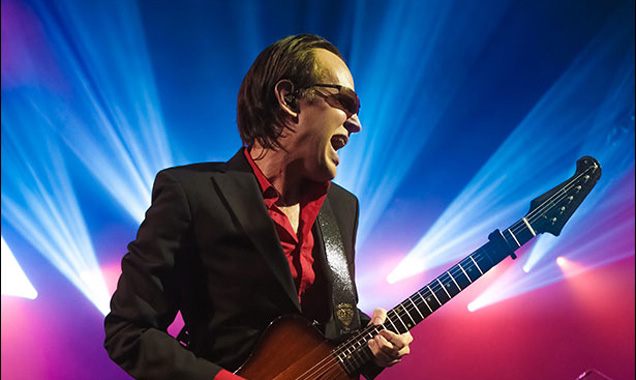 Joe Bonamassa Announces March 2015 Tour Dates At London's Hammersmith Apollo
