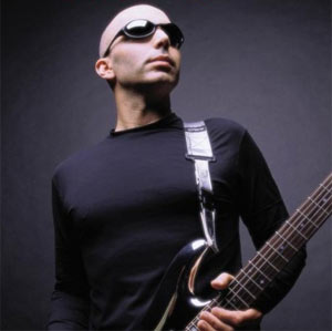 Joe Satriani October Nationwide 2010 UK Tour