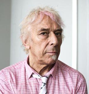 John Cale Reveals Album Artwork For 'Shifty Adventures In Nookie Wood'