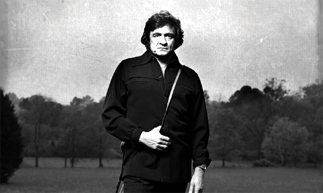 Johnny Cash Storms The UK Album Charts At No.4 Highest UK Charting Studio Album Ever 'Out Among The Stars'