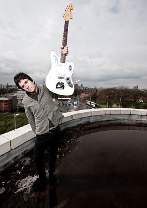 Johnny Marr To Receive Nme Godlike Genius Award 2013