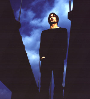 Jon Hopkins Ivor Novello Nomination 2011